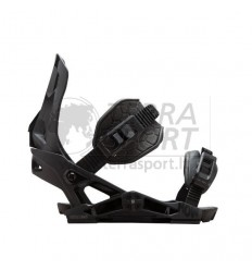 NOW SELECT PRO snowboard bindings Black